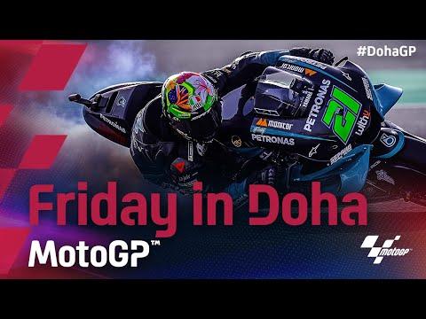 MotoGP 2021 第2戦ドーハGP フリー走行ハイライト動画