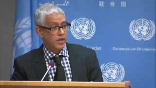 UN condemns yesterday
