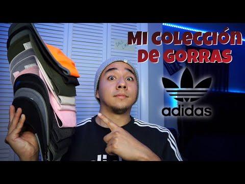 MI COLECCION DE GORRAS ADIDAS