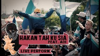 Gambar cover Asep Balon Feat. Aoi - Hakan Tah Ku Sia (Live At 35th Anniversary XTC Indonesia)