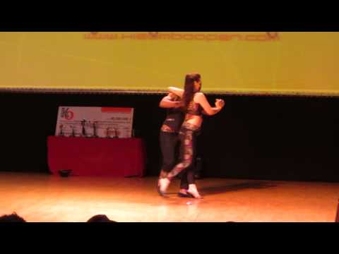 Boni & Marta  - INTERNATIONAL KIZOMBA OPEN 2014 2014-11-08