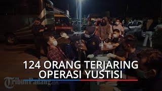Operasi Yustisi di Kota Padang: 124 Orang Kedapatan Tak Pakai Masker dan Langgar Protokol Kesehatan