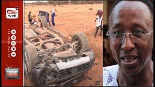 Urgent! Tournée Macky: Mbaye Pekh et Modou Bara Doli victimes d'accident