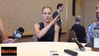 SDCC 2013 Interview Three If By Space - Kristen Hager