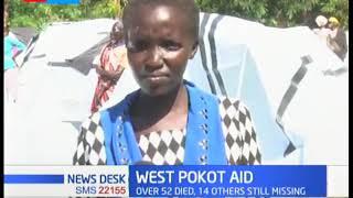 Gideon Moi donates sh.1 million to victims of West Pokot landslide disaster