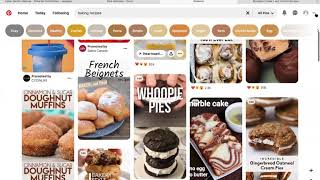 How To Use Pinterest – Cyber-Seniors Tech Session