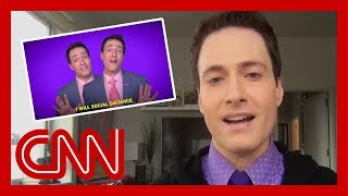 Comedian Randy Rainbow releases social distancing parody video