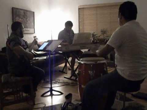Danny Brito Trio Performs Mambo Inn