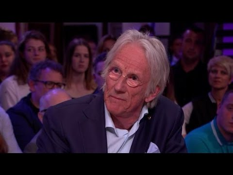 Ras-Ajacied Freek de Jonge gunt Feyenoord het kamp - RTL LATE NIGHT