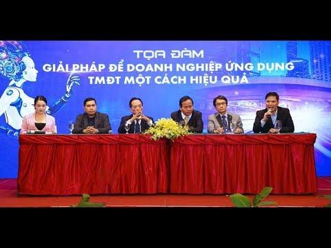 Bản tin trưa HTV9 - Sự kiện Diễn đàn Kết nối sản phẩm doanh nghiệp thời công nghệ 4.0