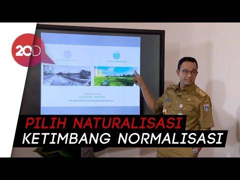 mp4 Naturalisasi Sungai Jakarta, download Naturalisasi Sungai Jakarta video klip Naturalisasi Sungai Jakarta