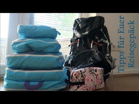 Mit Rucksack nach Südafrika - Packen für 2 Wochen