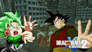 [This DUDE GOT PERFECTED!!!!!] Dragon Ball Xenoverse 2 Online Matches