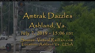 Amtrak Meet in Ashland, Va.