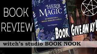 WITCHCRAFT BOOK REVIEW II Herb Magic By Patti Wigington