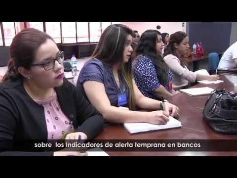 Universidad de Oriente (UNIVO) recibe charla de funcionamiento del Sistema Financiero