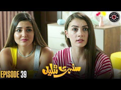 Sunehri Titliyan | Episode 39 | Turkish Drama | Hande Ercel | Best Pakistani Dramas