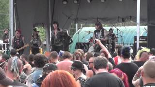 Total Chaos - untitled / Riot City Live Amnesia Rockfest 2014