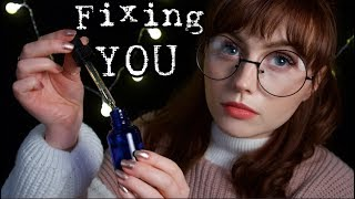[ASMR] Semi-inaudible Fixing You