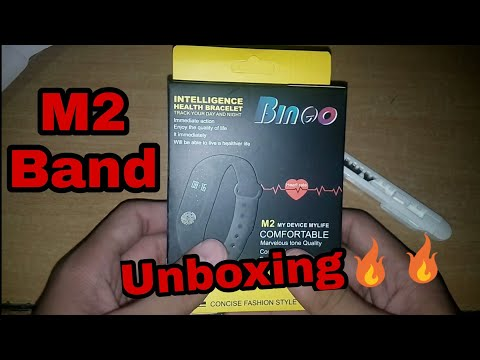 🔥Bingo M2 Fitness Band Unboxing ||Technical Things||🔥