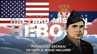 Heroes of Halyard mission -  George Musulin