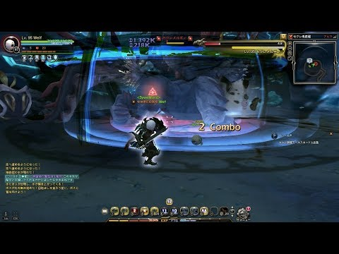 Dragon Nest Arch Heretic Solo Level 95 - If You Hate Dodging