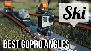 Where to mount: SKI ► GoPro Basics 101