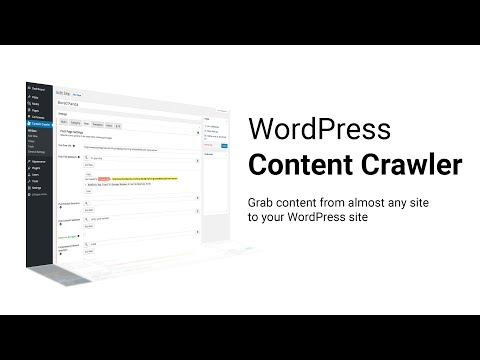 WP Content Crawler - Introduction Mp3