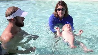 """Infant Swimming Resource: """"It's Really Magical"""""""