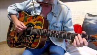 HOW TO PLAY - COMO TOCAR - COLOURS . Donovan - Técnica y afinación
