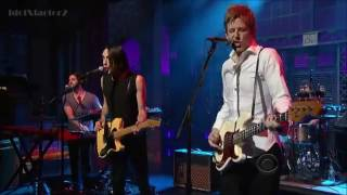 Divine Fits – Baby Get Worse (Live On The Late Show With David Letterman)