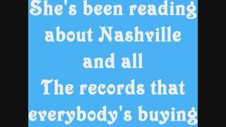 Alan Jackson Gone Country LYRICS