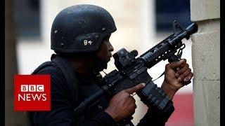 Nairobi hotel complex under attack - BBC News