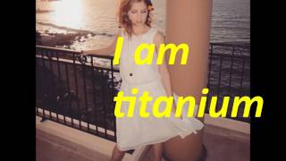 Anna Kendrick Titanium Lyrics