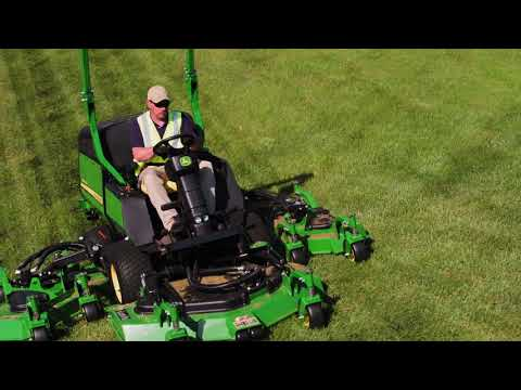 2021 John Deere 1600 Turbo Series III 128 in. 60 hp in Terre Haute, Indiana - Video 1