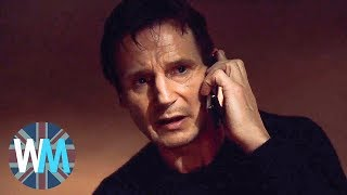 Top 10 Badass Liam Neeson Scenes
