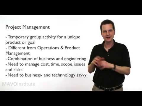 Project Management Tutorial: Introduction to Project Management ...
