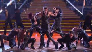 Justin Bieber - As Long As You Love Me - DWTS 15 (Week 1 Results)