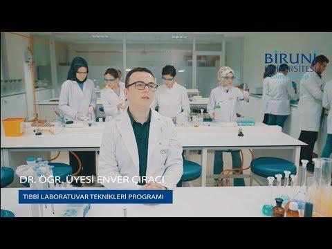 Biruni Üniversitesi - Tıbbi Laboratuvar Teknikleri Program Tanıtımı