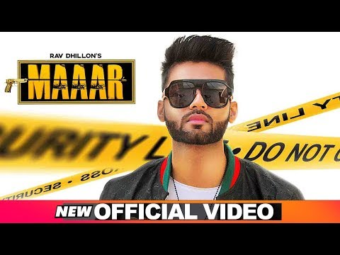 Maaar (Official Video) | Rav Dhillon ft Gurlej Akhtar | Latest Punjabi Songs 2019 | Speed Records