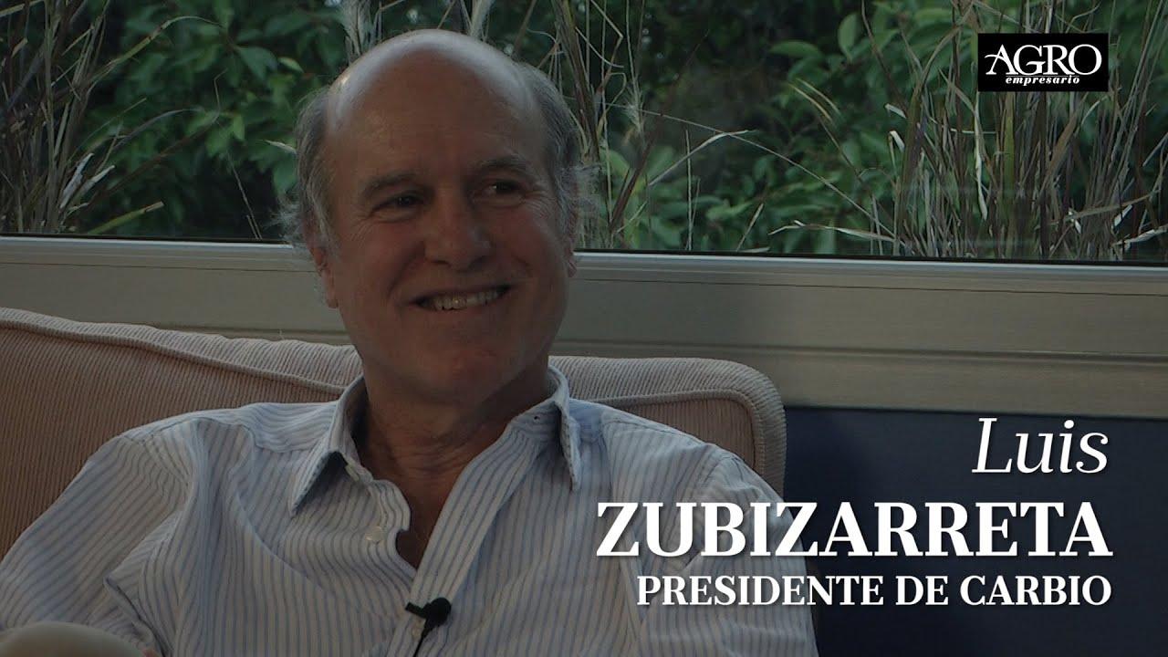 Luis Zubizarreta - Presidente de Carbio