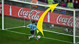 أغرب 12 خطأ قام بها لاعبي كرة القدم في الملعب..!! لن تصدق ماذا فعلوا