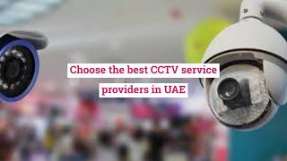 Why Should We Rely on the Most Trusted CCTV Installation Service Providers?