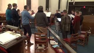 Zenith Ensemble Rehearsal -Day One
