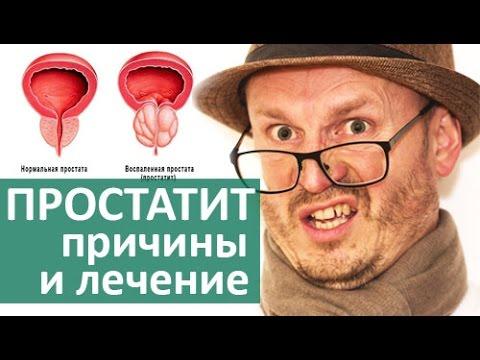Какие осложнения после лечения простатита
