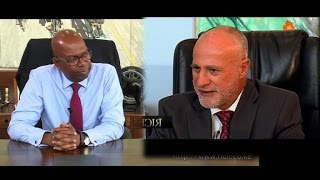 Michael Joseph and Bob Collymore speak about Safaricom and it's great experience and growth in Kenya