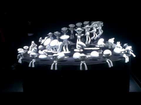 Animacion con  Estroboscopio