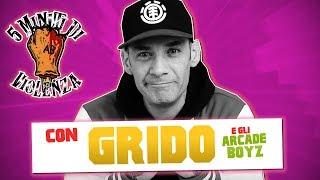 GRIDO IN 5 MINUTI DI VIOLENZA | ARCADE BOYZ