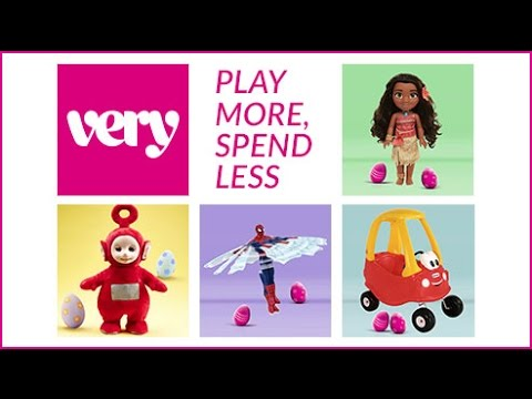 Very.co.uk Commercial (2017) (Television Commercial)