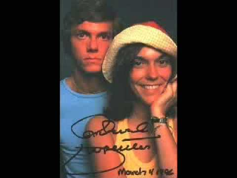 The Carpenters - You're the one